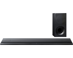 Sony 2.1 Channel 4K High-Resolution Wireless Sound Bar System - HTNT5