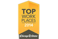 Chicago's Top Workplaces 2014