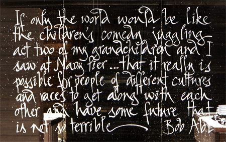 Bob Abt's Quote