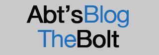 Abt's The Bolt Blog