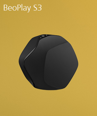 BeoPlay S3