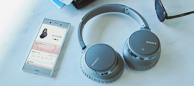 Shop the Sony Over-Ear Wireless Noise Canceling Headphones