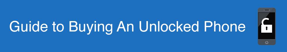 Buying an Unlocked Phone