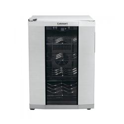 Cuisinart 8-Bottle Stainless Steel Wine Cellar - CWC-800