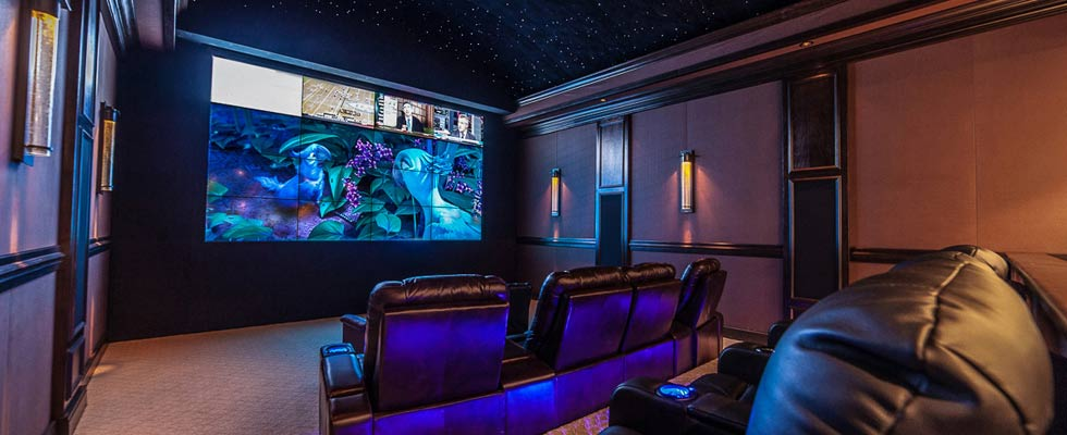 Abt Custom Audio Video - Theater
