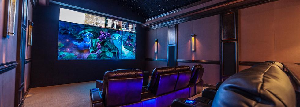 Custom AV Theater