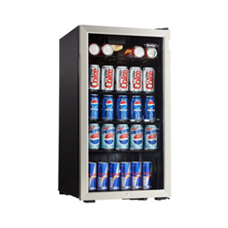 Shop for the Danby Freestanding Beverage Center - DBC120BLS