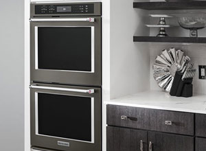 Kitchenaid Ovens Double Wall Ovens Free Shipping Abt
