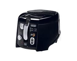 DeLonghi RotoFry Black Deep Fryer - D28313