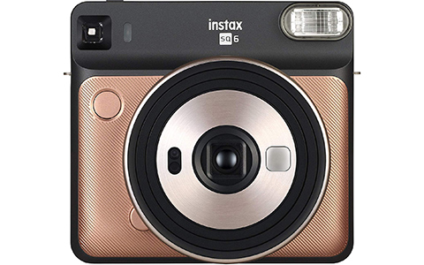 Shop this Fujifilm Instax Square SQ6 Instant Film Camera