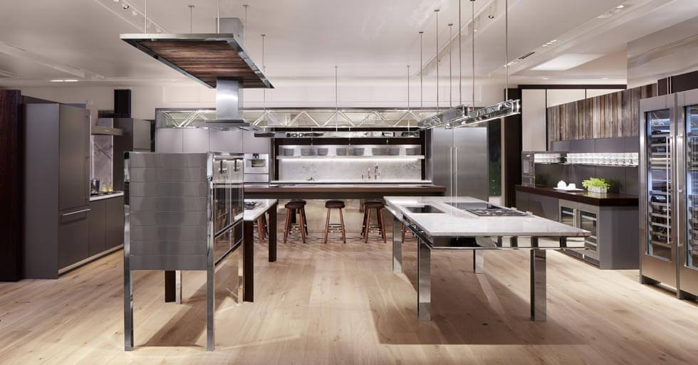 Gaggenau's Inspiration Studio at Abt