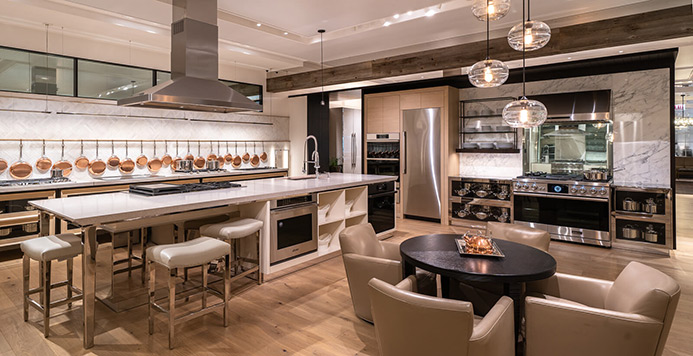 View the Inspiration Studio Dacor Kitchen