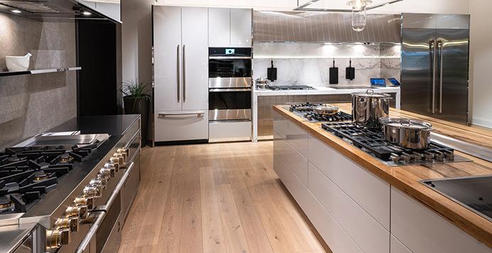 View the Inspiration Studio JennAir Kitchen