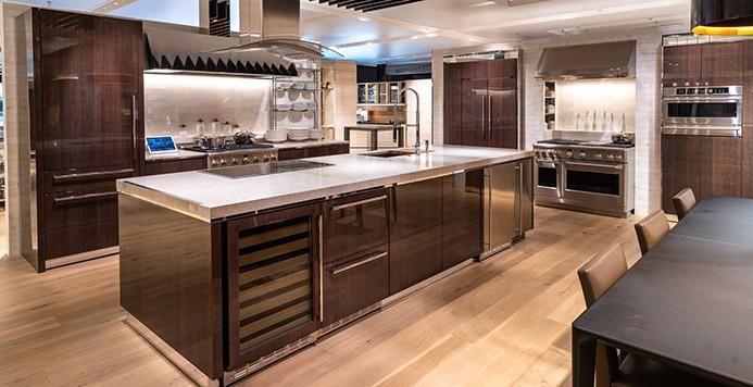 View the Inspiration Studio MONOGRAM Kitchen