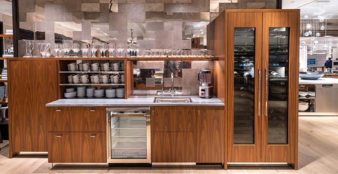 View the Inspiration Studio Sub-Zero Kitchen