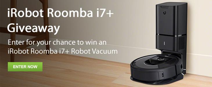 iRobot i7+ Giveaway