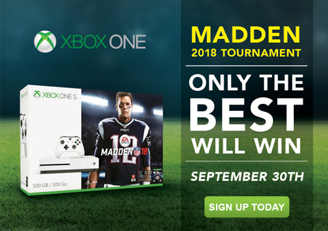 Madden 2018 Tournament