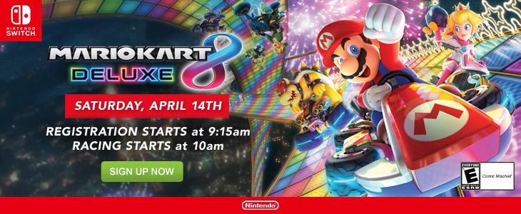 Mario Kart Gaming Event