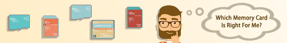 Memory Card Buying Guide