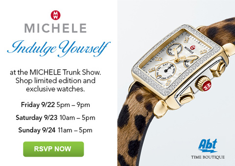 Michele Trunk Show 2017 at Abt