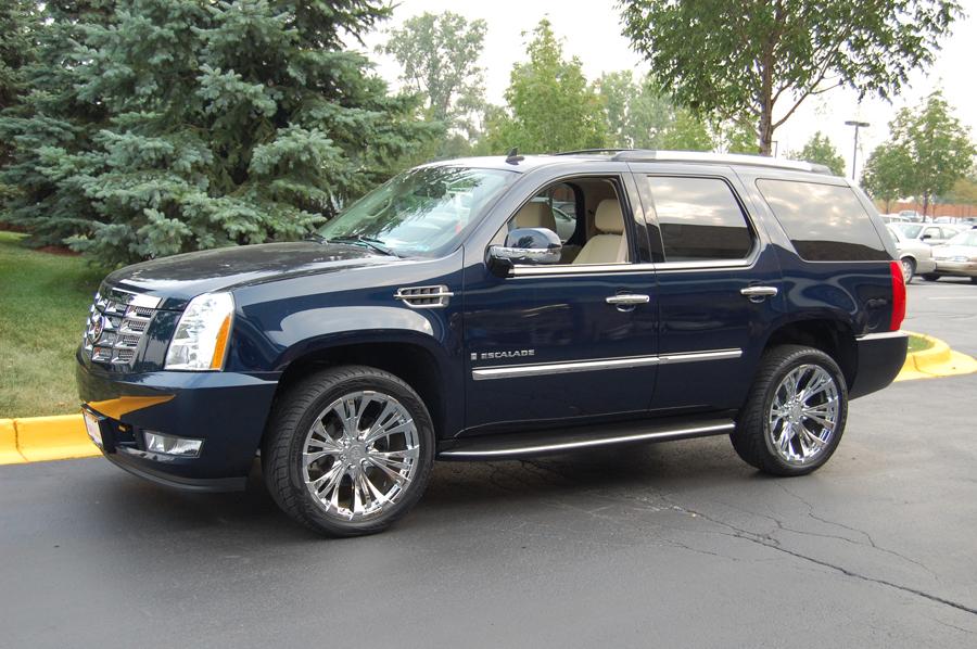 Cadillac Escalade exterior