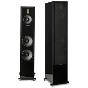 MartinLogan Motion 60XT Gloss Black Floorstanding Speaker - MOT60XTGBL