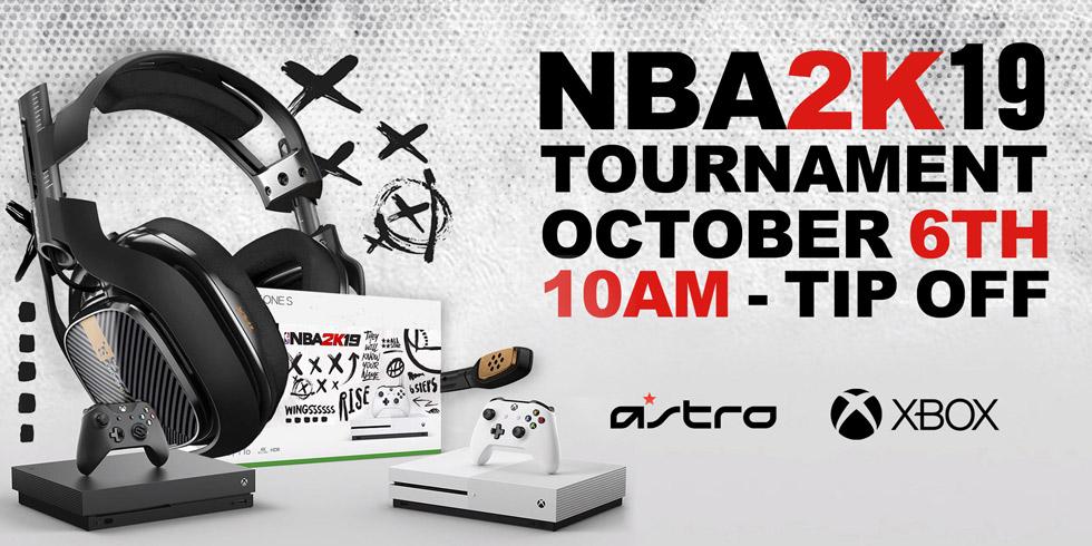 NBA 2K19 Tournament