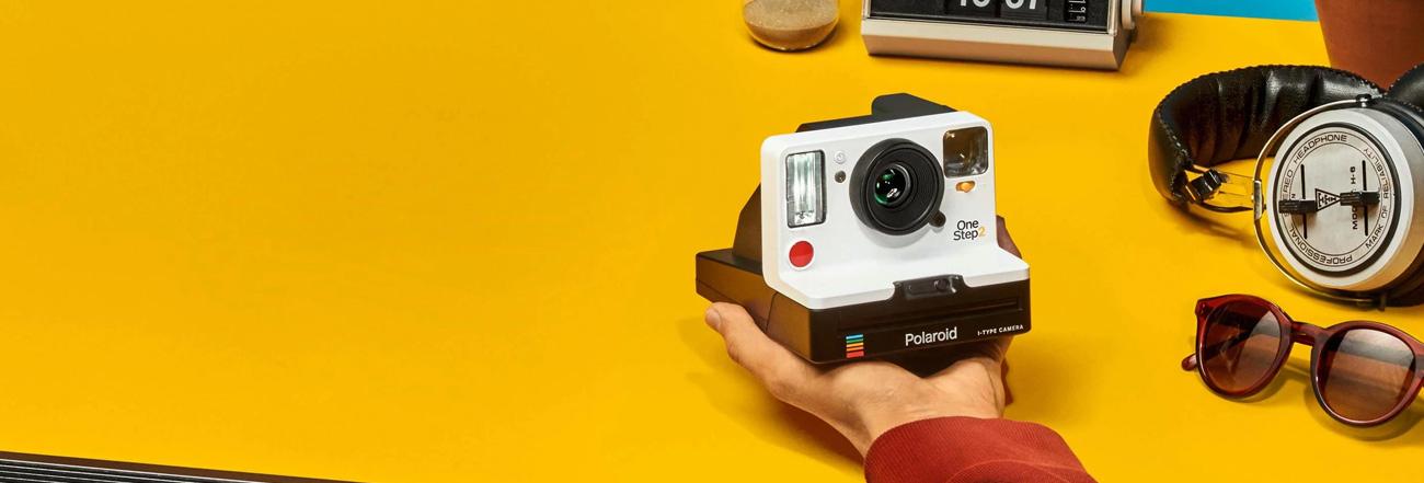Shop Polaroid Instant Film Cameras