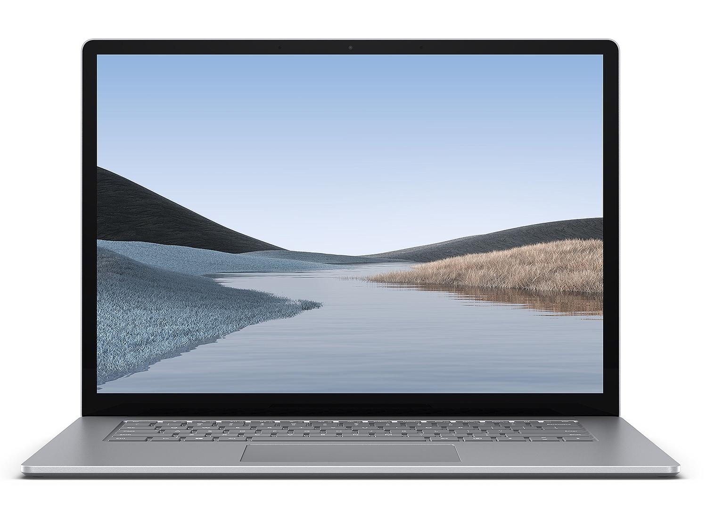 Microsoft Multi-Touch Surface Laptop 3 15     Platinum Laptop AMD Ryzen 7 3780U 16GB RAM 512GB SSD, AMD Radeon RX Vega 11 Graphics VFL-00001
