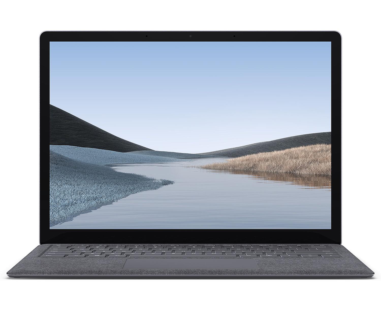 Microsoft Surface Laptop 3 13.5     Platinum Laptop Intel Core i7-1065G7 16GB RAM 512GB SSD, Intel Iris Plus Graphics VGS-00001
