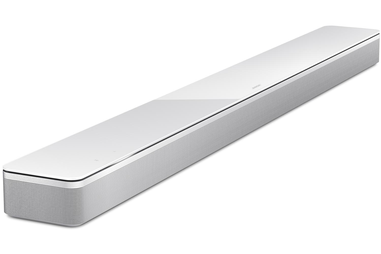 Bose Arctic White Soundbar 700 With Amazon Alexa and Google Assistant 795347-1200