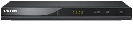 Samsung Black DVD Player