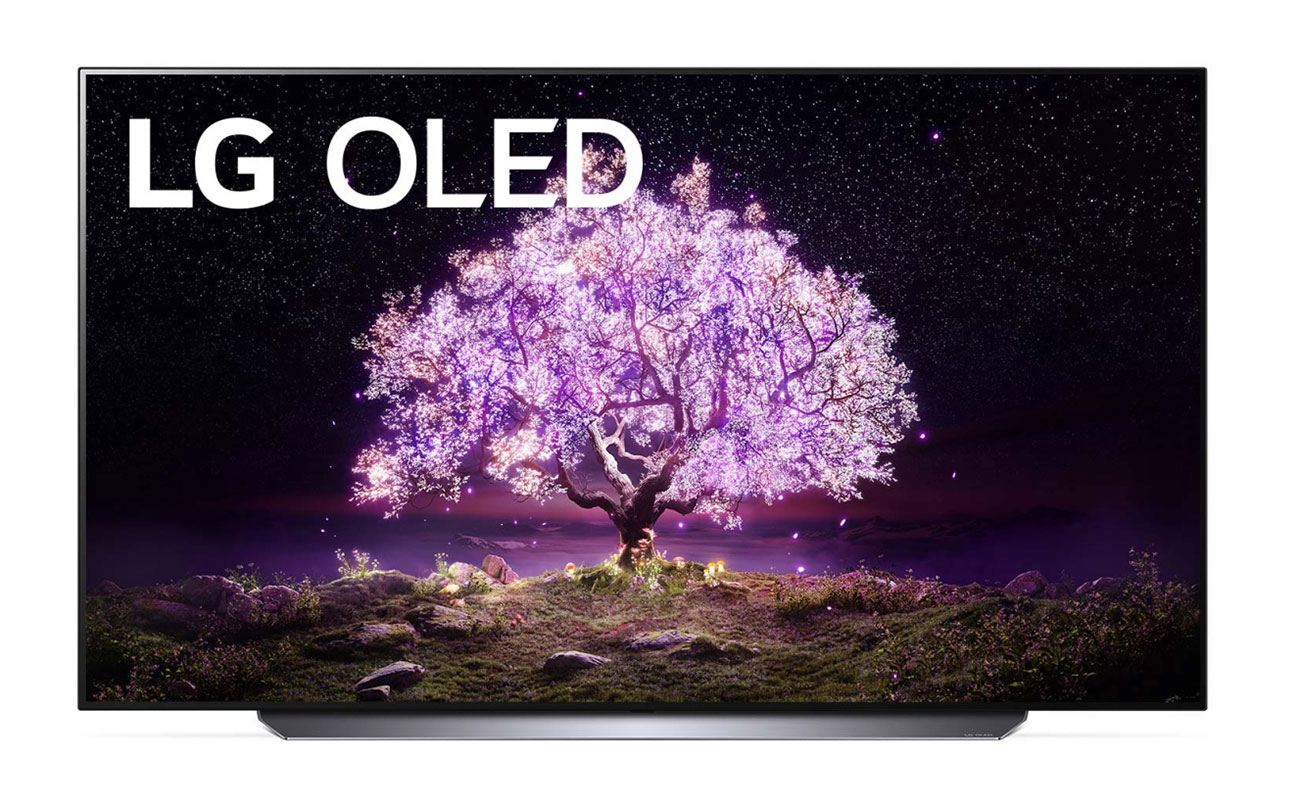LG 83 C1 4K HDR Smart OLED TV With AI ThinQ