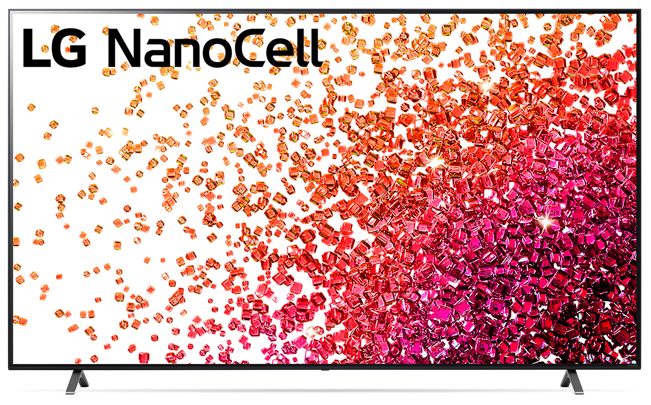 LG NanoCell 75 Series 4K Smart UHD TV With AI ThinQ 2021 86NANO75UPA