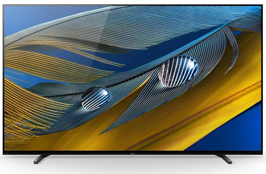 Sony 77 BRAVIA XR A80J 4K HDR OLED TV  2021  XR77A80J