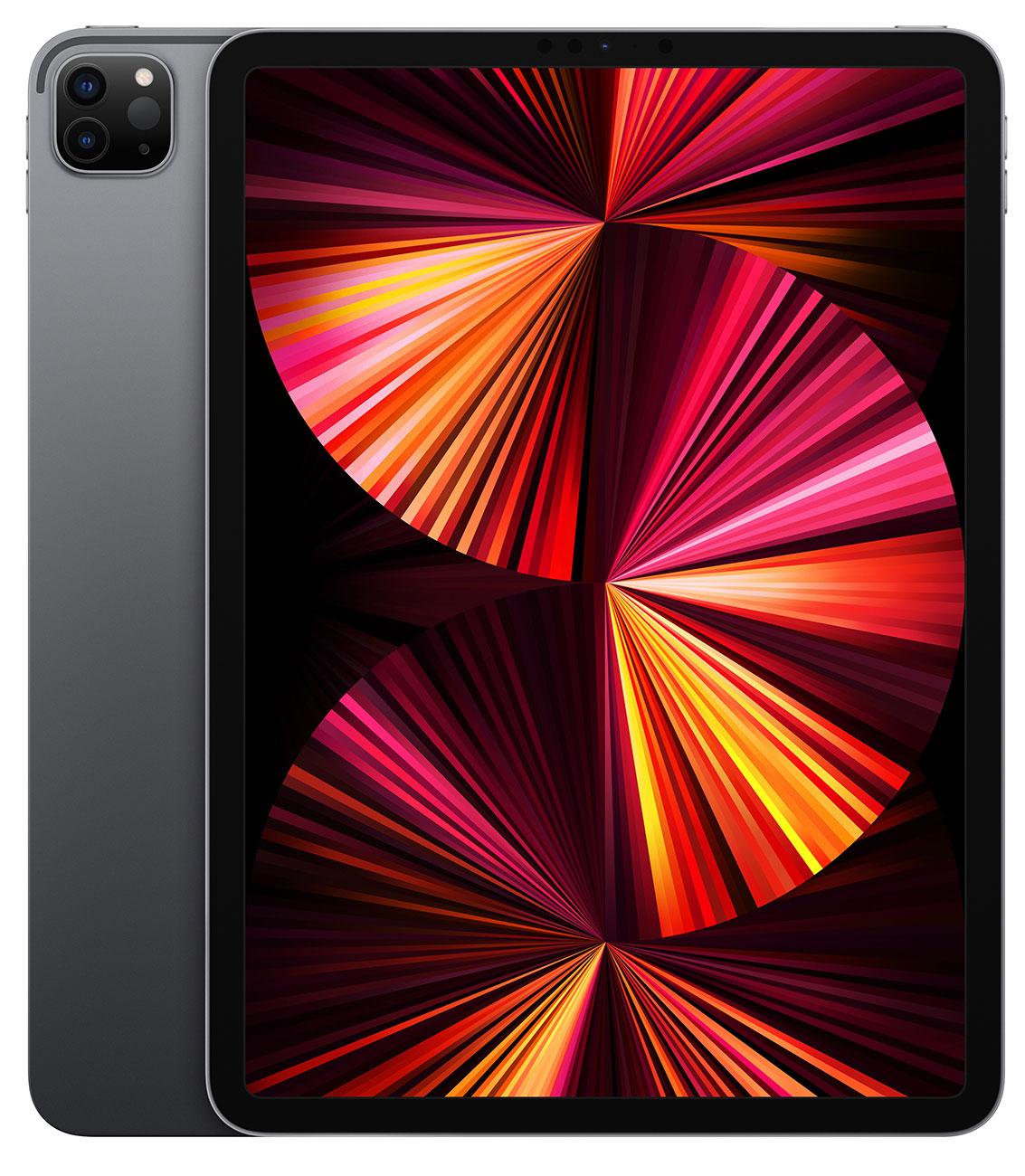 Apple iPad Pro M1 12.9-Inch 128GB SG (2021) - MHNR3LL/A | Abt