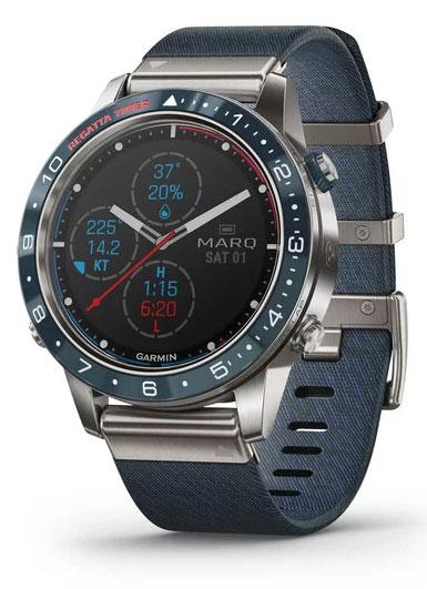 Garmin MARQ Captain Luxury Modern Tool Smartwatch 010-02006-06