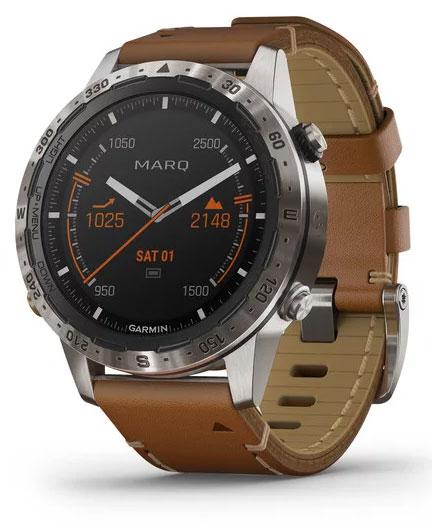 Garmin MARQ Expedition Luxury Modern Tool Smartwatch 010-02006-12