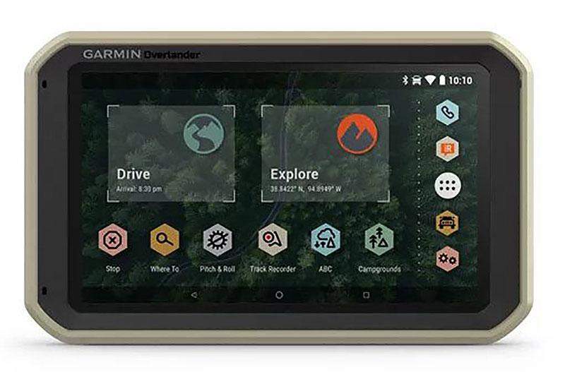Garmin Overlander 7 GPS Navigation System 010-02195-00