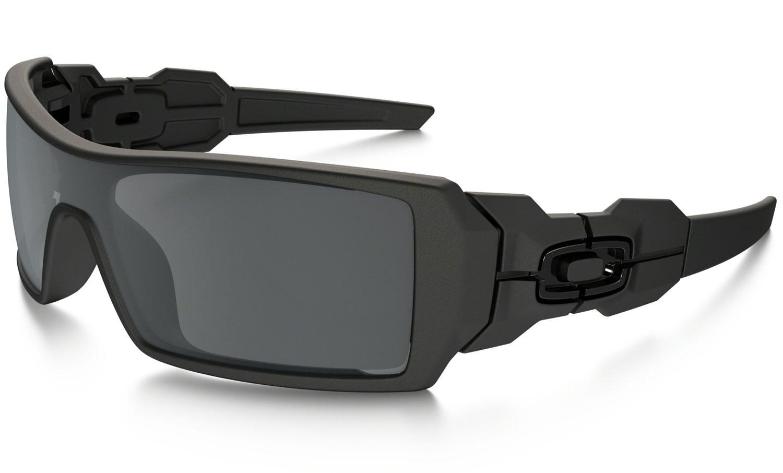 Oakley Shield Black Iridium Lens Mens Sunglasses