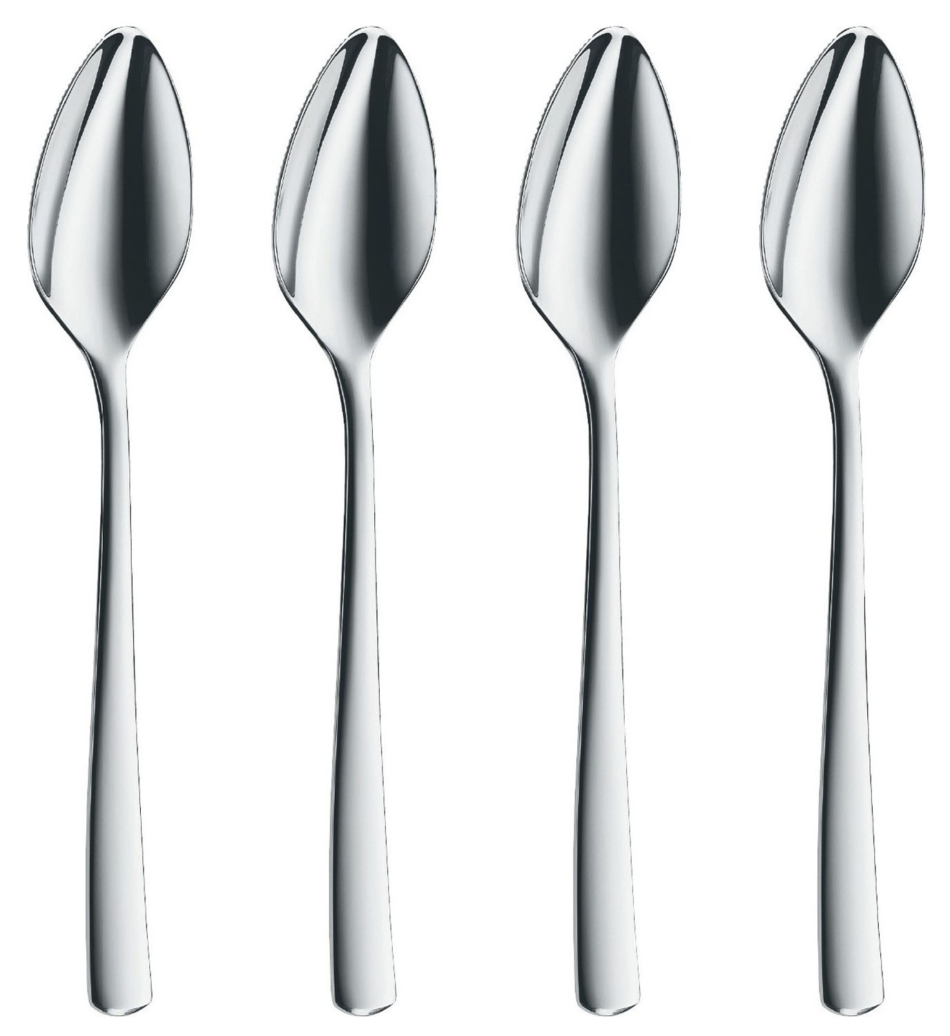 WMF Bistro Stainless Steel Grapefruit Spoons