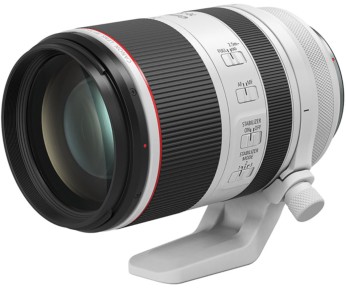 Canon RF 70-200mm F2.8 L IS USM Lens 3792C002