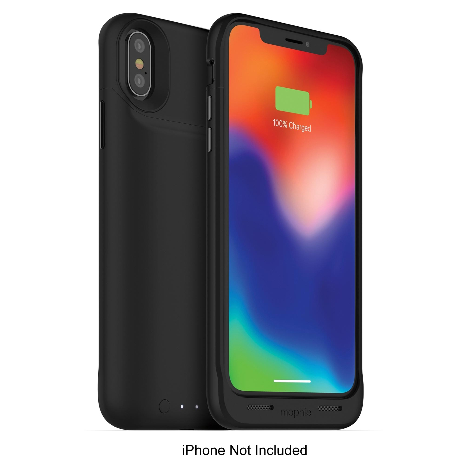 Mophie Black Juice Pack Air For Apple Iphone X 401002004