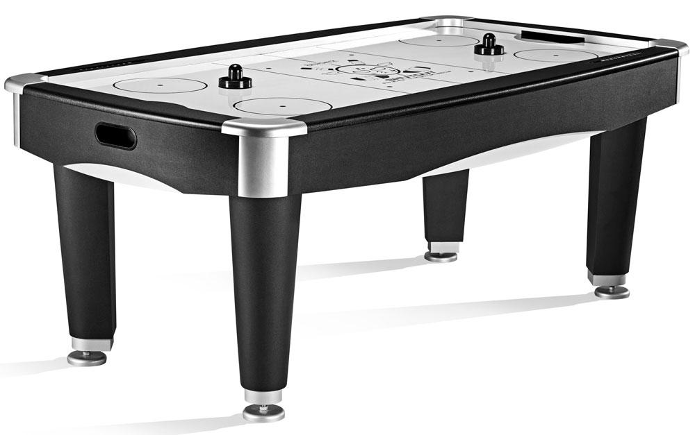 Brunswick black shutout air hockey table 51871316001 - Brunswick air hockey table ...