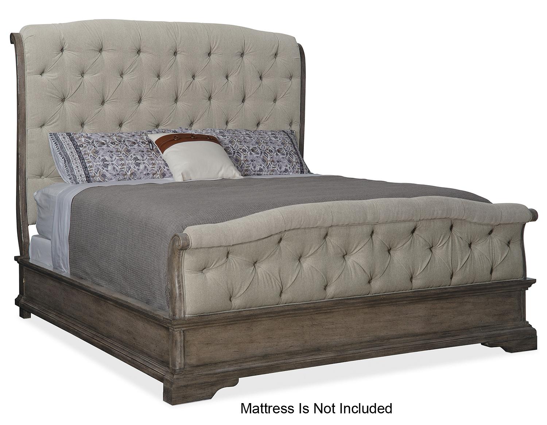Hooker Furniture Bedroom Woodlands King Upholstered Bed