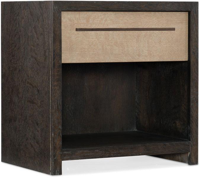 Hooker Furniture Bedroom Miramar Point Reyes Indio Nightstand