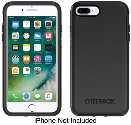 Otterbox Black Symmetry Series Case For Apple iPhone 7 / 8 Plus