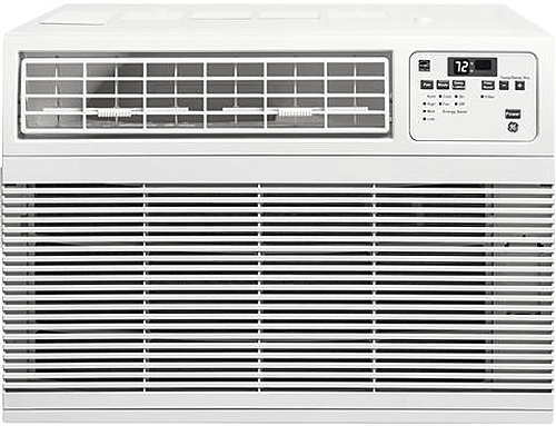 GE 18,000 BTU 11.8 EER 230V Window Air Conditioner