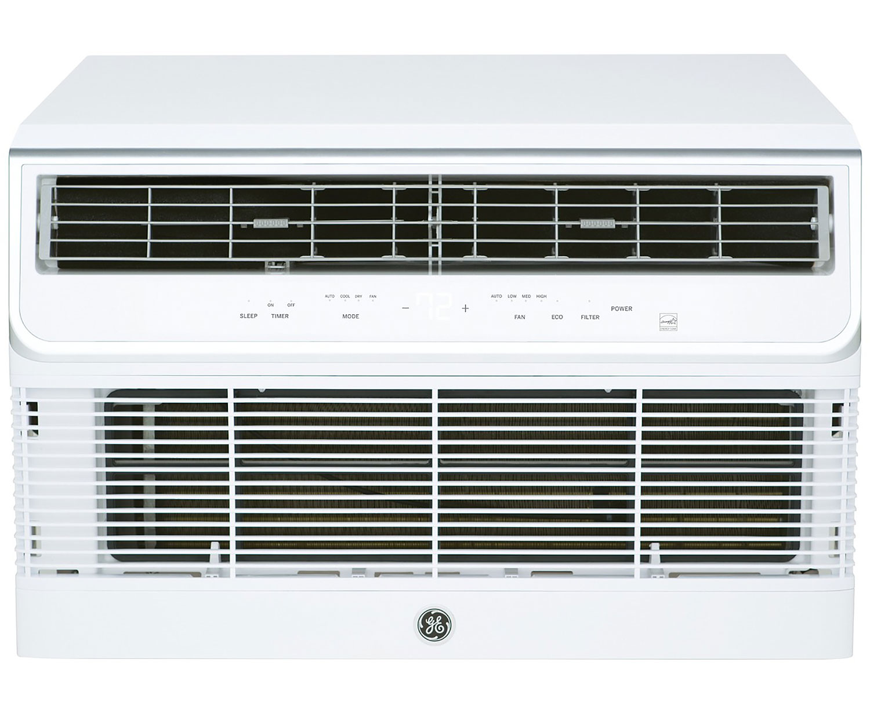 GE 12,000 BTU 10.5 EER 230 208V Wall Air Conditioner AJCQ12DCH