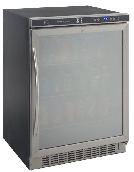 Avanti Stainless Beverage Cooler